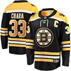 Zdeno Chara Boston Bruins Fanatics Branded Breakaway Player Jersey Black