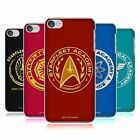 OFFICIAL STAR TREK STARFLEET ACADEMY LOGOS BACK CASE FOR APPLE iPOD TOUCH MP3 on eBay