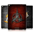 OFFICIAL STAR TREK KLINGON BADGES HARD BACK CASE FOR APPLE iPAD on eBay