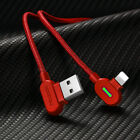 Mcdodo 90 Degree Elbow Lightning USB Charger Cable iPhone X 8 7 6 Plus SE XS Max