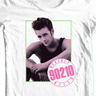 Beverly Hills 90210 T=shirt Luke Perry Dillion 80's 90's retro white tee CBS773 image