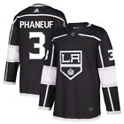 3 Dion Phaneuf Jersey Los Angeles Kings Home Adidas Authentic