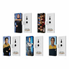 STAR TREK ICONIC CHARACTERS VOY LEATHER BOOK WALLET CASE COVER FOR SONY PHONES 1 on eBay