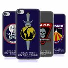 STAR TREK MIRROR UNIVERSE BADGES ENT SOFT GEL CASE FOR APPLE iPOD TOUCH MP3 on eBay
