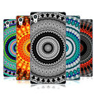 OFFICIAL HAROULITA MANDALA 2 GEL CASE FOR SONY PHONES 2