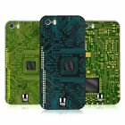 HEAD CASE DESIGNS CIRCUIT BOARDS BLACK SLIDER CASE FOR APPLE iPHONE PHONES