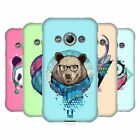 HEAD CASE DESIGNS FAUNA HIPSTERS SOFT GEL CASE FOR SAMSUNG PHONES 4