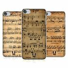 HEAD CASE DESIGNS MUSIC SHEETS HARD BACK CASE FOR APPLE iPOD TOUCH MP3