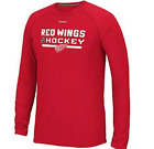 NHL Detroit Red Wings Ultimate Performance Long Sleeve Shirt New Big Mens $40 $19.99 USD on eBay