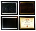 "E-Z Load Deluxe Wood Award Certificate Plaque & Picture Photo Frame 11"" x 14"""