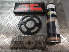 ZONTES PANTHER ZT 125 JT HEAVY DUTY QUALITY CHAIN AND SPROCKET KIT UPGRADE