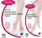 Kyпить Silky Essential Convertible and Footed Pink Ballet Dance Tights All Sizes на еВаy.соm