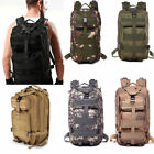 Universal Combat Backpack Tactical Camping Hiking Outdoor Sport Bag High-capacit