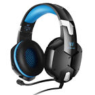 G1200 Gaming Headset with Mic, Noise Cancelling Over Ear Headphones Game