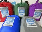 Equip One Person Hiking Hammock Backpacking 1.2 lbs w/ Hanging Kit 400 lbs Nylon
