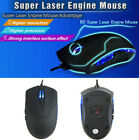 2400DPI LED Optical 6D USB Wired Gaming Game Mouse For PC Laptop Game Mice