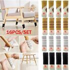 Внешний вид - 16PCS Lovely Cat Paw Table Chair Foot Leg Knit Cover Protector Socks Sleeves LOT