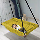 Wooden swing hammock nursery baby or toddler for outdoor and indoor by Svava