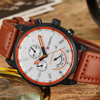 CURREN Men Sports Casual Watches Fashion Quartz Watch Boy Men's Wristwatch