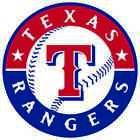 TEXAS RANGERS Vinyl Decal / Sticker ** 5 Sizes ** on Ebay