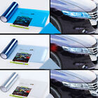 Car Transparent Headlight Protector Film Bumper Hood Paint Protection Vinyl Wrap