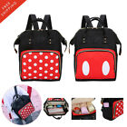 Women Bag Mummy Diaper Bag Nappy Backpack Maternity Large Capacity Baby Bag New