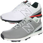 New Balance NBG574 Men's Microfiber Leather Golf Shoes <br/> Authorized New Balance Dealer. 30 Day Returns