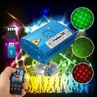 Mini R&G Laser Light SD USB LED Projector Stage Xmas Dancing Party DJ Club