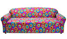 """""""A TOP PICK"""" -TIE DYE COVERS FOR SOFA COUCH LOVESEAT CHAIR RECLINER- """"STRETCHES"""""""
