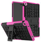 "Heavy Duty Shockproof Protective Case Cover Stand For Lenovo Tab 4 10"" TB-X304F"