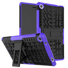 """Heavy Duty Shockproof Protective Case Cover Stand For Lenovo Tab 4 10"""" TB-X304F"""