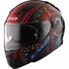 LS2 FF328 Stream Speed Demon Full Face Helmet