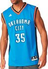 adidas Oklahoma City Thunder Durant Basketball Jersey - Blue on eBay