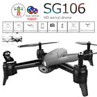 SG106 2.4G WiFi FPV Optical Flow With Dual 1080P HD Camera RC Quadcopter Drone