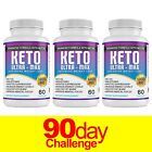 ☀ Best Keto Diet Pills 1000mg BHB Salts - Advanced Ketosis Weight Loss Capsules $36.99 USD on eBay