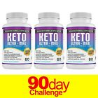 ☀ Best Keto Diet Pills 1200mg  Burn Fat- Advanced Ketosis Weight Loss Capsul $33.33 USD on eBay