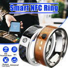 Внешний вид - NFC Multifunctional Waterproof Intelligent Ring Smart Wear Finger Digital 2019