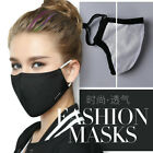 Fog-free Glasses Face Mouth Mask Washable Cotton Anti-Dust Filter Respirator Hot