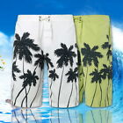Mens Summer Shorts Surf Swimming Pants Sports Quick Dry Beach Trousers