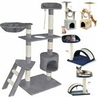 Large Cat Tree Scratching Post Activity Centre Pet House Cat Climbing for JO