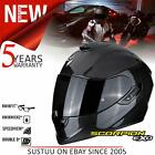 Scorpion Exo 1400 Carbon Air Motorcycle Open Face Helmet│TCT│Black│All Sizes