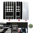 MTB Bike Chain stay amp Frame Scratch Protector Bicycle Protective Sticker US