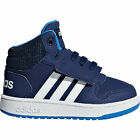 Adidas Hoops Mid 2.0 Inf, Kinder Sneaker High Top Blue White, Gr. 19 – 27