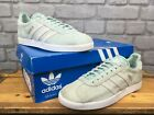 ADIDAS LADIES MINT GREEN GAZELLE OG TRAINERS RE DYE VARIOUS SIZES ORIGINALS