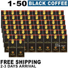 Organo Gold Black Coffee 1 to 50 Box - Gourmet Ganoderma Cafe Express Shipping