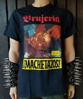 BRUJERIA ( machetazos ) OFFICIAL T-SHIRT