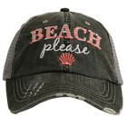 Katydid Beach Please Women's Trucker Hat