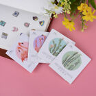50PCS Make Up Oil Absorbing Blotting Facial Cleaning Paper Beautiful Fad US