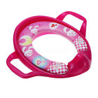 Potty Training Toilet Seat Pad Soft Cushion Cover Padded Baby Toddler Kids Child