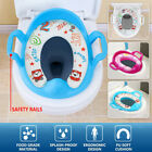 Potty Training Toilet Seat Pad Soft Cushion Cover Padded Baby Toddler Kids Child image